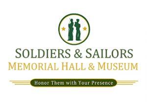 Soldiers and Sailors Memorial Hall & Museum logo